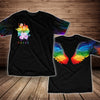 LGBT Pride EZ08 2008 All Over T-shirt - Hyperfavor