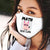 Math Is No Prob-Llama 1 EZ07 1906 Face Mask - Hyperfavor