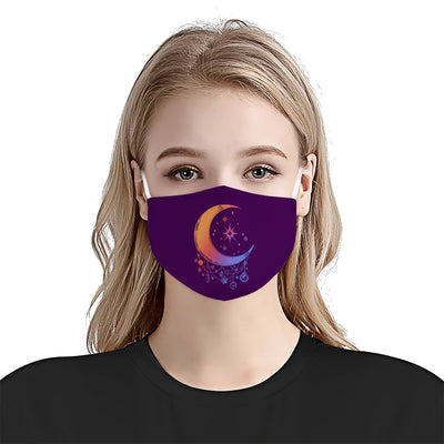 Premium Moon Sun Version 10 EZ09 1604 Face Mask - Hyperfavor