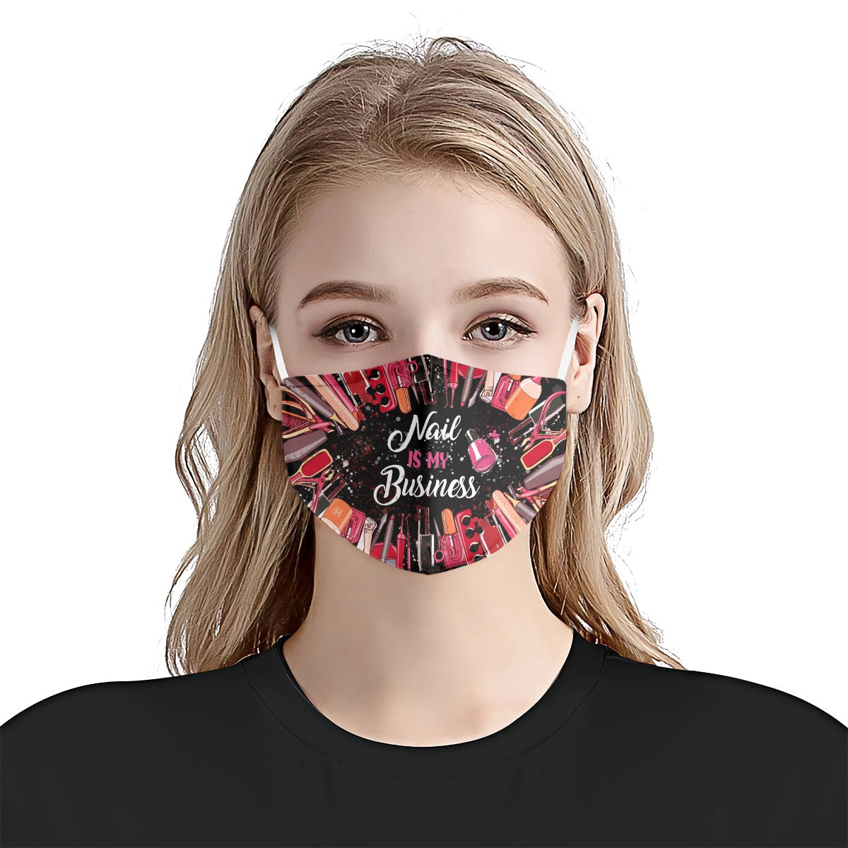 Nail Is My Business EZ05 1505 Face Mask - Hyperfavor