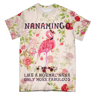 Nanamingo Like A Nomal Nana EZ06 0904 All Over T-Shirt - Hyperfavor