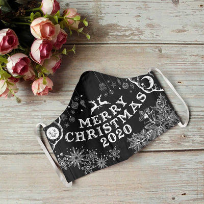 Ouija Board Christmas Edition Wicca EZ19 1010 Face Mask - Hyperfavor