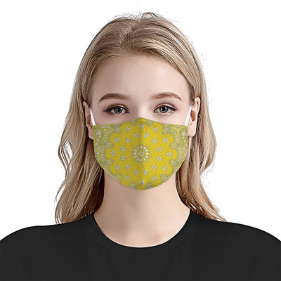 Paisley Bandana Collection EZ05 2605 Face Mask 12 - Hyperfavor