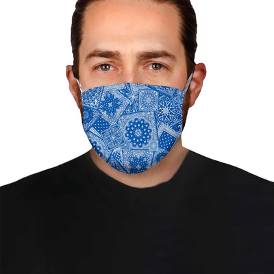 Paisley Bandana Collection EZ05 2605 Face Mask 51 - Hyperfavor
