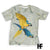 Parrots Couple Bird EZ02 1103 All Over T-shirt - Hyperfavor