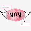 Personalized Mom Established EZ02 1008 Custom Face Mask - Hyperfavor