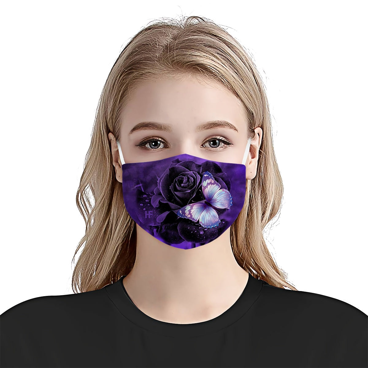 Rose Butterfly EZ10 1404 Face Mask - Hyperfavor