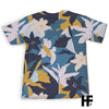 Skull Dead Head Butterfly EZ06 1203 All Over T-Shirt - Hyperfavor