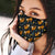 Sloth Pattern 1 EZ07 2406 Face Mask - Hyperfavor
