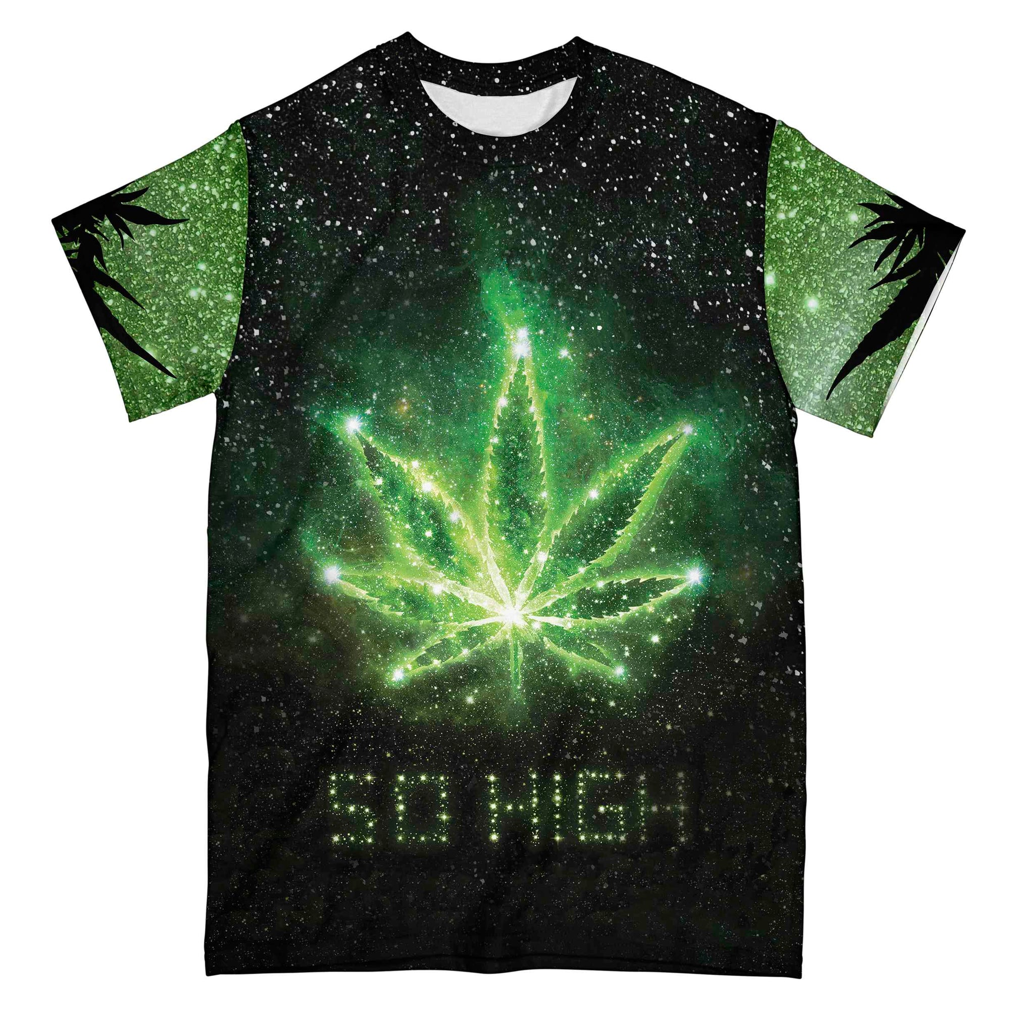 So High Galaxy EZ05 1104 All Over T-Shirt - Hyperfavor