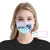 Suicide Prevention Awareness I Wear EZ10 2005 Custom Face Mask - Hyperfavor