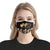 Teach-Love-Kindness EZ14 0307 Face Mask - Hyperfavor