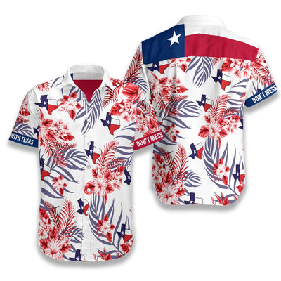 Lone Star Nation EZ05 0207 Hawaiian Shirt - Hyperfavor