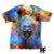 The Buddha EZ05 0903 All Over T-Shirt - Hyperfavor