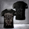 Viking Wolf EZ08 2108 All Over T-shirt - Hyperfavor