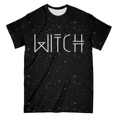 Witch Wicca Straight Moon Phase EZ20 1809 All Over T-Shirt - Hyperfavor