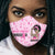 African Americans Breast Cancer Awareness Unbreakable EZ01 Face Mask - Hyperfavor