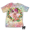 Just A Girl Who Loves Pig Tropical EZ05 1603 All Over T-shirt - Hyperfavor