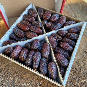 Organic Fancy Tight-Skinned Medjool Dates