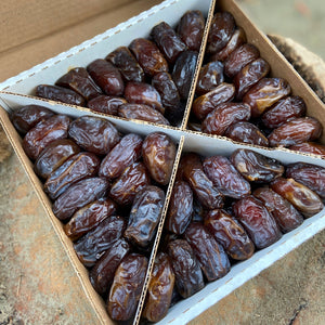 Organic Soft Rutab Medjool Dates