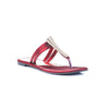 Maroon Color Casual Chappals CL0765