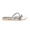 Silver Color Fancy Chappal FN0127