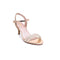 Peach Color Fancy Sandal FN4320