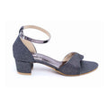 Grey Color Fancy Sandal FN4424
