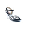 Black Color Fancy Sandals FN4505