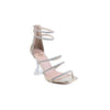 Golden Color Fancy Sandals FN4586