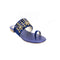 Blue Color Formal Chappal FR0151