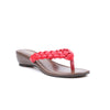 Red Color Formal Chappals FR0256