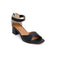 Black Color Formal Sandal FR4271