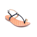 Black Color Formal Sandal FR4300