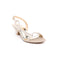 Golden Color Fancy Sandal FR4311