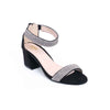 Black Color Formal Sandal FR4372