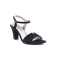 Black Color Formal Sandals FR4567