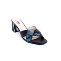 Black Color Formal Slipper FR7325