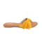 Mustard Color Formal slipper FR7343