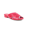 Red Color Formal Slippers FR7496