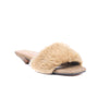 Fawn Color Formal Slippers FR7533