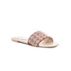 Golden Color Formal Slippers FR7571