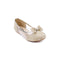 Golden Color Children Girls Pumps KD3049