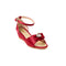 Maroon Color Formal Sandal Girls KD6058