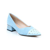 Blue Color Winter Court Shoes WN7100