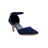 Blue Color Winter Court Shoes WN7142