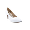 White Color Winter Court Shoes WN7148