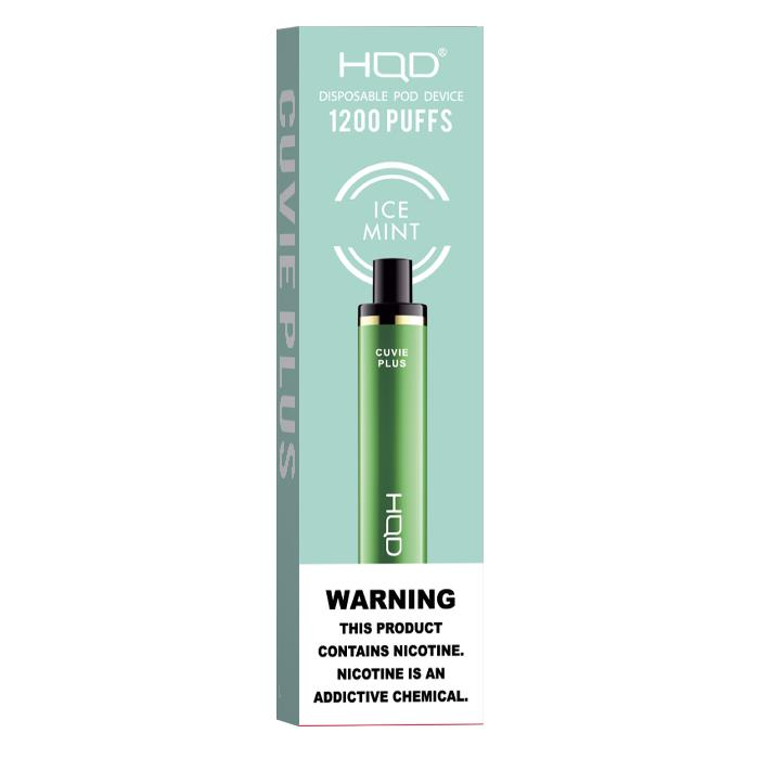 HQD Cuvie Plus - Ice Mint