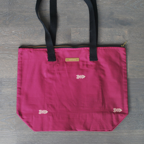 Lucknow Tote Bag