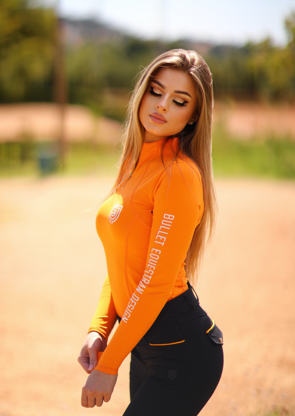 Orange Base Layer - NEW